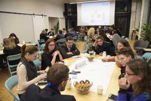 Transition Dialogue in Sofia